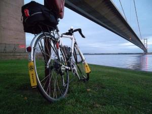 EYCTC Flaps at the Humber Bridge