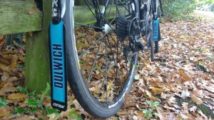 Dulwich Paragon Mudflaps