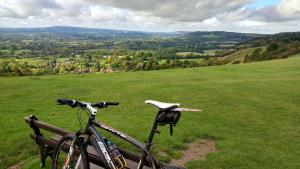 Saddle Flap in the Surrey Hills