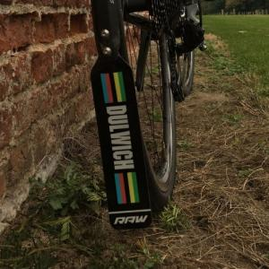 Special Edition Dulwich World Champ Mudflap