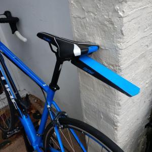 Saddle Flap Blue