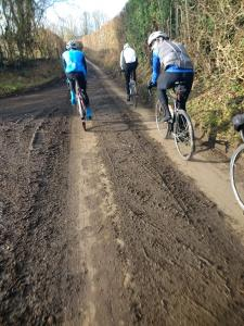 Flaps and Mud in the Kent Lanes